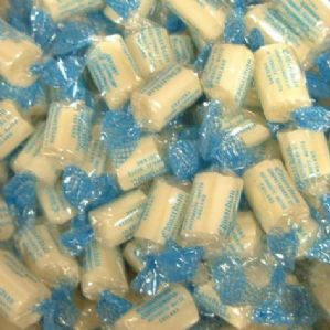 Edwardian Mint Rock Sweets 100g